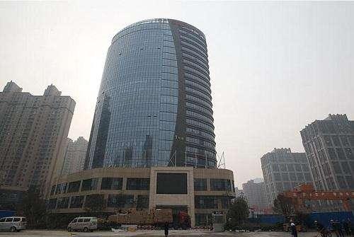 郑州自贸区办事大楼