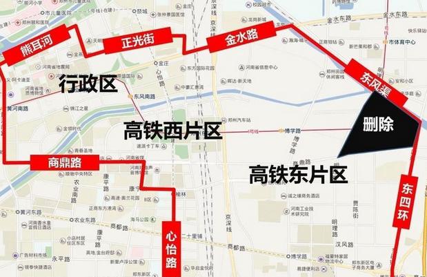 自贸区行政区、高铁区详细范围
