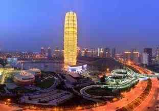 郑东新区标志:大玉米