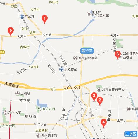 惠济区工商所地图标注